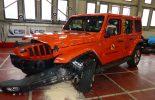 EuroNCAP: jedna zvezdica za novi Jeep Wrangler, nula za Fiat Pandu