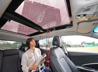 Kia predstavila tehnologiju punjenja solarnom energijom