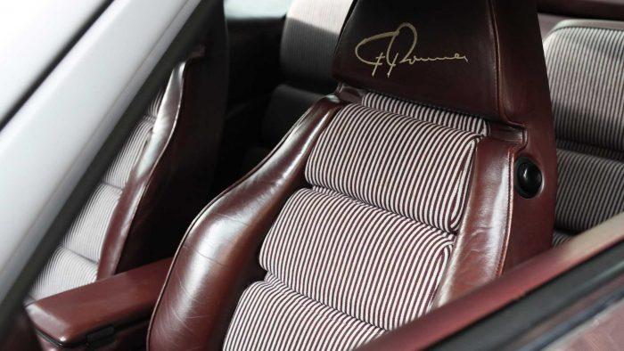 auto magazin srbija porsche štof šara na sedištima