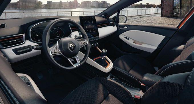 Novi Renault Clio otkriva unutrašnjost
