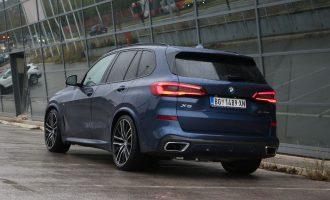Detaljni utisci sa prve vožnje: BMW X5 xDrive 30d
