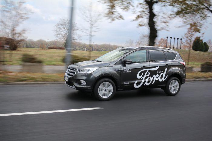 auto magazin srbija test ford kuga 1,5 tdci business n1