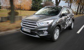 Testiramo Ford Kuga 1,5 TDCi Business od 18.990 evra
