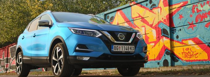 TEST: Nissan Qashqai 1,6 dCi 4WD Tekna Premium
