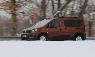Testiramo Peugeot Rifter