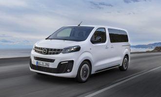 Ovo je nova Opel Zafira Life