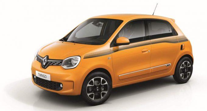 Renault Twingo dobio osvežen dizajn i čistije motore
