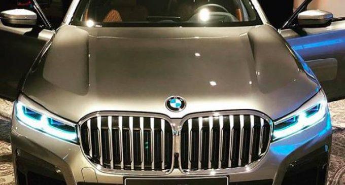 Prve fotografije redizajniranog BMW-a Serije 7