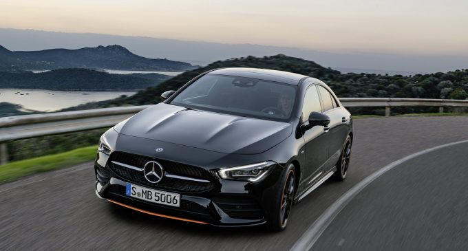Novi Mercedes CLA je bebi CLS