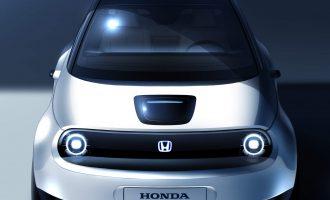 Honda potvrdila premijeru električnog prototipa u Ženevi