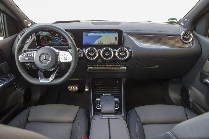 auto magazin srbija test mercedes b klase b class W247