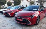 Na Majorci vozimo novu Toyotu Corollu