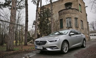 TEST: Opel Insignia Grand Sport 2,0 CDTI Innovation