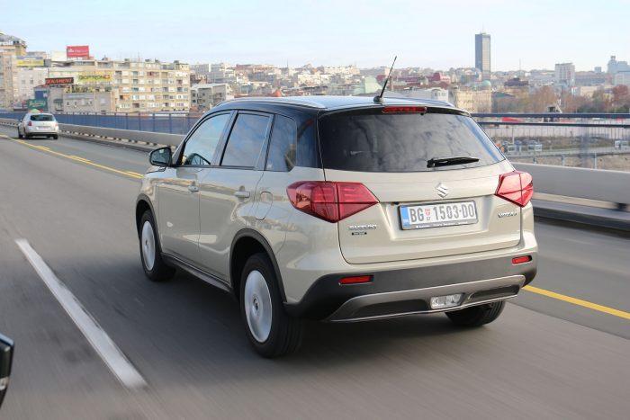auto magazin srbija test suzuki vitara 1,0 2wd premium
