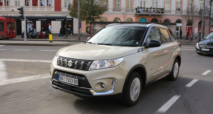Nova Suzuki Vitara na testu Auto magazina