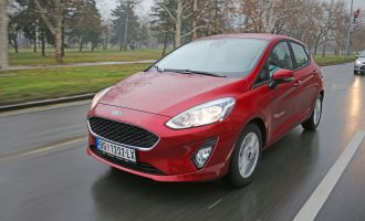 TEST: Ford Fiesta 1,5 TDCi Business