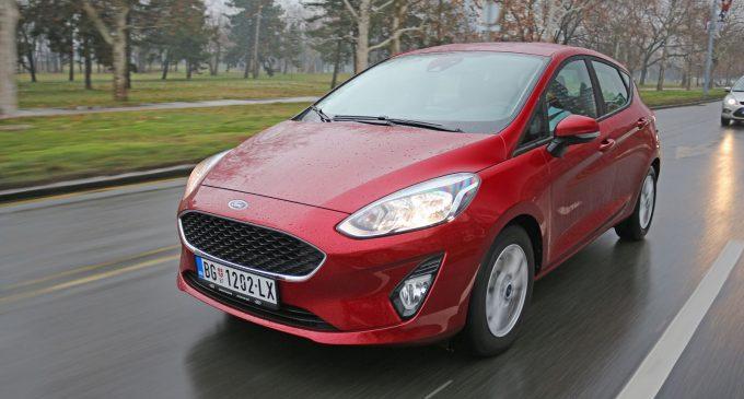 TEST: Ford Fiesta 1,5 TDCi Business