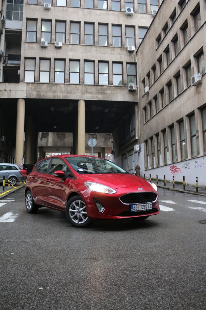 auto magazin srbija test ford fiesta 1,5 tdci