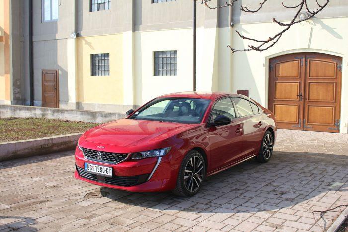 auto magazin srbija peugeot 508