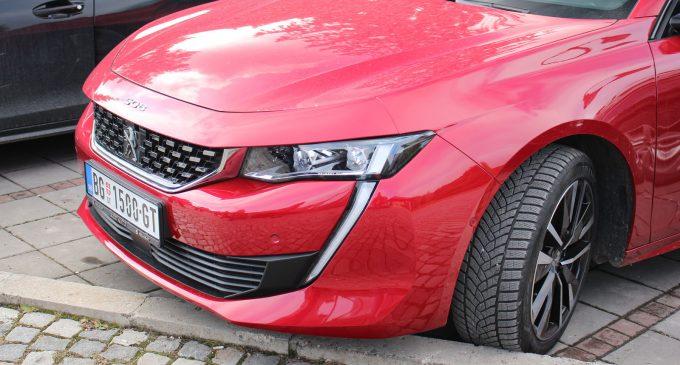 Peugeot 508 stigao u domaće salone