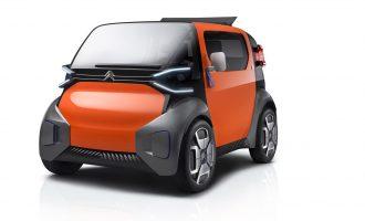 Ami One Concept je Citroenov odgovor Smartu