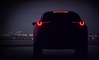Da li je ovo Mazda CX-4 spremna za Ženevu?