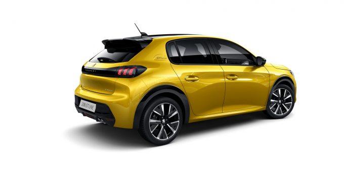 Zvanične fotke: novi Peugeot 208