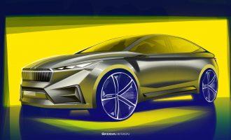 Škoda Vision iV uvod u elektrifikaciju game