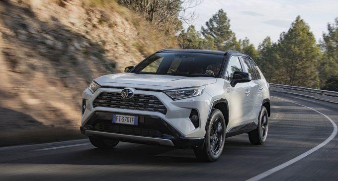 TEST u Barseloni: nova Toyota RAV4