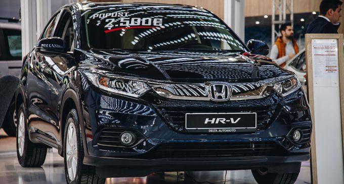 Honda HR-V po specijalnoj sajamskoj ceni, nižoj za 2.500 evra