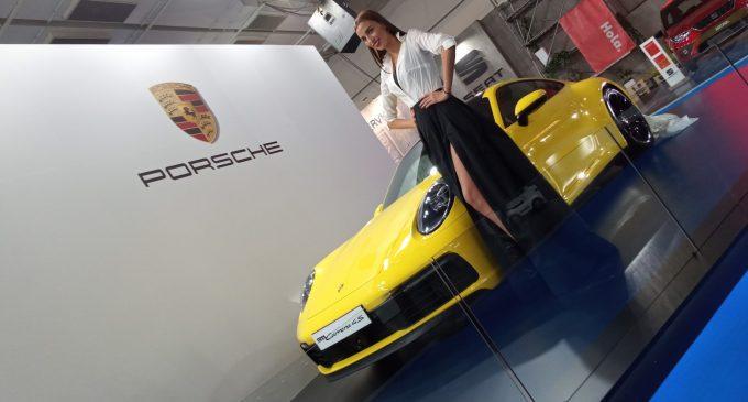 Porsche SCG u Hali 5 obara s nogu