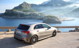 TEST na Majorci: Mercedes-AMG A 35 4MATIC
