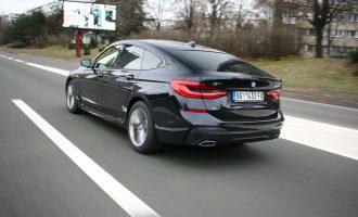 Vozimo BMW 640i GT