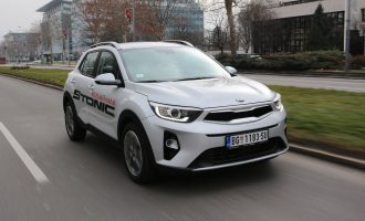 SUPER TEST: Kia Stonic 1,4 EX Motion 1. deo