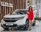 Na sajmu premijerno prikazana Honda CR-V Hybrid
