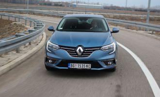 Testiramo Renault Megane sa novim 1,33 motorom od 140 KS