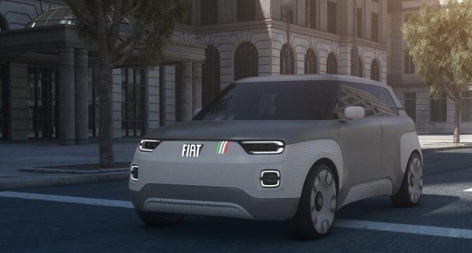 Fiat Centoventi EV Concept nagoveštava povratak serije 120?