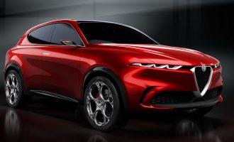 Alfa Romeo Tonale je novi kompaktni krosover