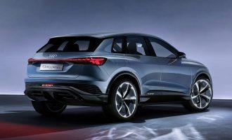 Audi Q4 e-Tron Concept najavljuje potpuno električni SUV