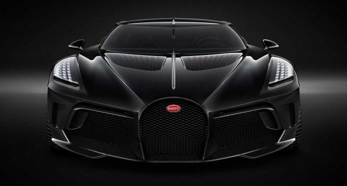 Bugatti La Voiture Noire je najskuplji auto na svetu!