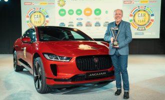 Jaguar I-PACE evropski auto godine 2019