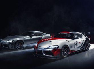 Spremna za stazu: Toyota GR Supra GT4 Concept
