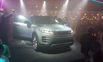 Novi Range Rover Evoque premijerno predstavljen u Srbiji