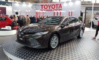 Toyota na sajmu ima čak tri noviteta i akcijske cene
