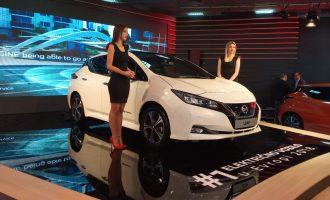 Iznenađenja na Nissan štandu: Leaf i GT-R