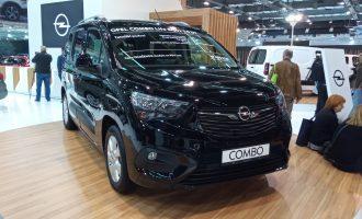 Opel premijerno predstavio Combo i posebne akcijske modele