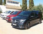 U Španiji vozimo novi Mercedes V Klasse