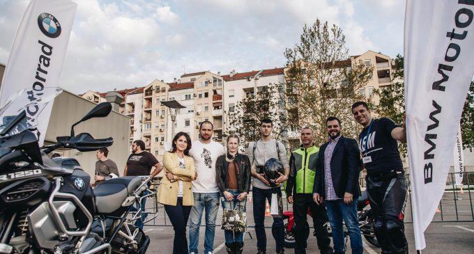 BMW Motorrad skup u Delta Motorsu otvorio sezonu