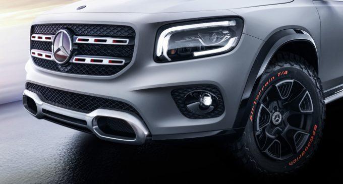 Mercedes GLB je praktično spreman za proizvodnju