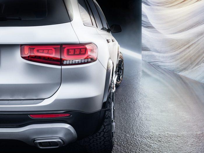 Auto magazin Srbija Mercedes-Benz Concept GLB